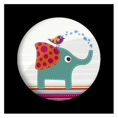 Elefante y Pio