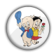 Porky y Petunia