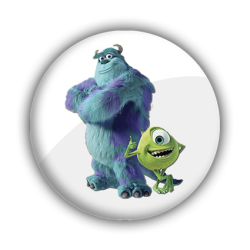 Sulley y Mike