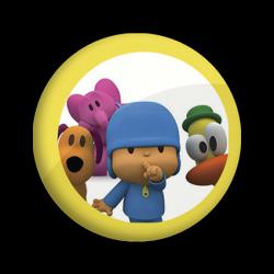 Pocoyo, Pato, Lula y Elly